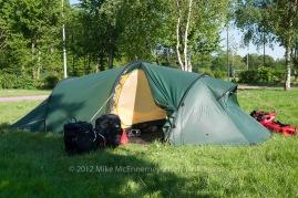 Paimpont Campsite