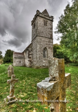 Church of St Mary, Tarrant Crawford, Dorset