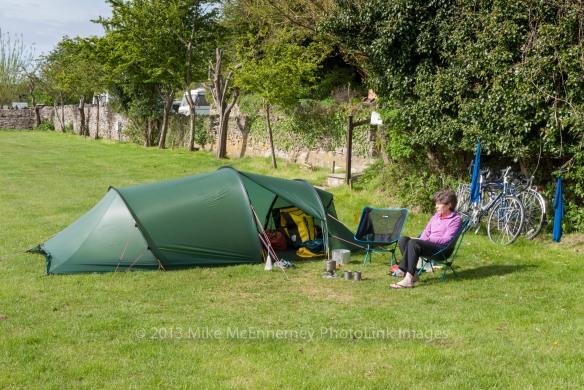 Tom's Field Campsite