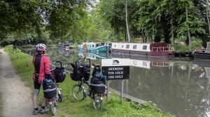 Kennet & Avon Canal Nr Newbury
