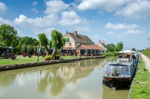The Barge Inn, Kennet & Avon Canal