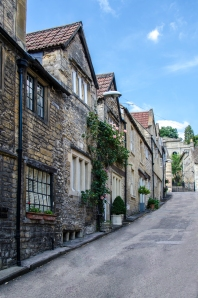 Old street, Bradford-on-Avon