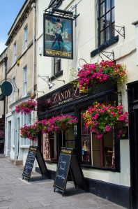 The Dandy Lion pub, Bradford-on-Avon