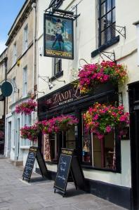 The Dandy Lion pub, Bradford-on-Avon