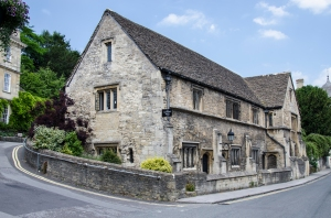 Masonic Hall c.1500, Bradford-on-Avon