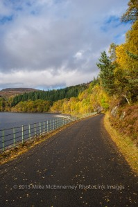 Scottish autumn colours
