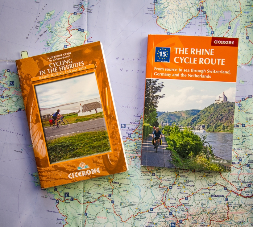 2015 Cycle Trips