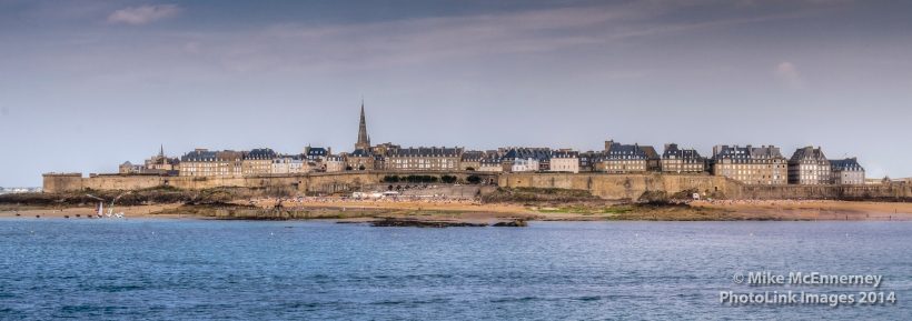 Saint-Malo old town